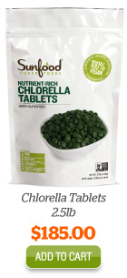 Add 2.5lb Chlorella to Cart