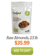 Add Almonds, 2.5lb to Cart