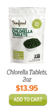 Add Chlorella Tablets, 2oz to Cart