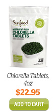 Add Chlorella Tablets, 4oz to Cart