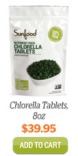 Add Chlorella Tablets, 8oz to Cart