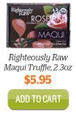 Add Rose Maqui Truffle Bar to Cart