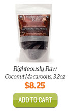 Add Chocolate Covered Coconut Macaroons to Cart