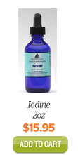 Add Iodine, 2oz to Cart
