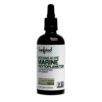 Sunfood Oceans Alive 2.0 Marine Phytoplankton