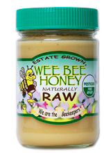 WeeBee Raw Honey