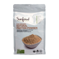 Sunfood Natural Protein </p><br /><br /><br /><br /> <p>Powder