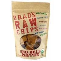 Brad's Raw Chips, Bell Pepper