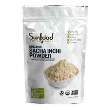 Sunfood Sacha Inchi Powder