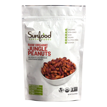 Sunfood Jungle Peanuts