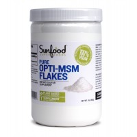 Sunfood OptiMSM Flakes