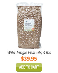 Add Wild Jungle Peanuts, 4lbs to Cart