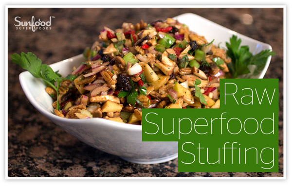 Raw Superfood Stuffing