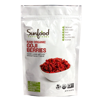 Sunfood Goji Berries