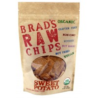 Brad's Raw Chips, Sweet Potato