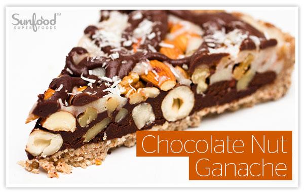 Chocolate Nut Ganache