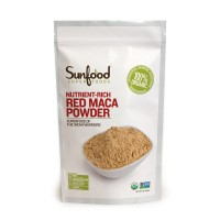 Sunfood Red Maca Powder, 1lb