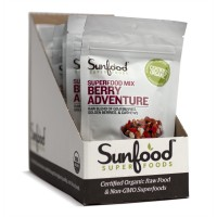 Sunfood Berry Adventure, 12pk/2oz