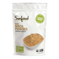 Sunfood Maca Powder, 8oz
