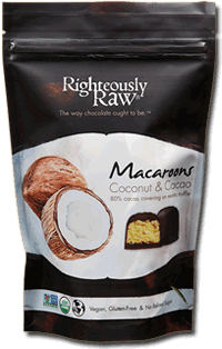 Righteously Raw, Coconut Macaroons