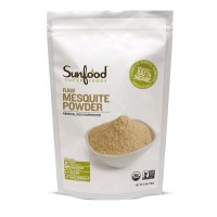 Sunfood Mesquite Powder, 2.5lb