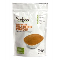 Sunfood Goji Berry Powder