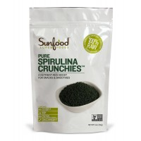 Sunfood Spirulina Crunchies