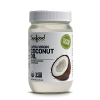 Sunfood Coconut Oil