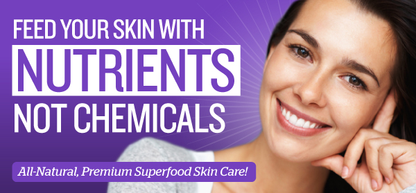 Premium Superfood Skin Care
