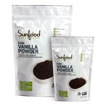 Sunfood Vanilla Powder