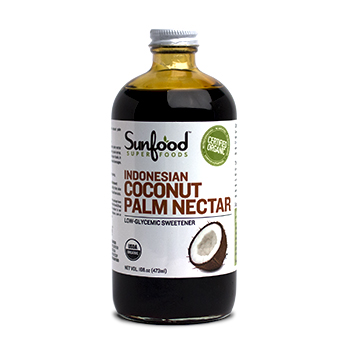 Sunfood Coconut Palm Nectar