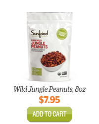 Add Wild Jungle Peanuts, 8oz to Cart
