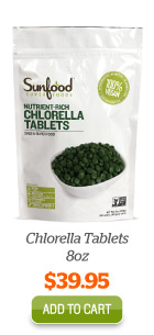Add 8oz Chlorella to Cart