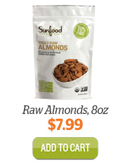 Add Almonds, 8oz to Cart