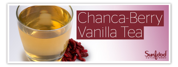 Chanca-Berry Vanilla Tea