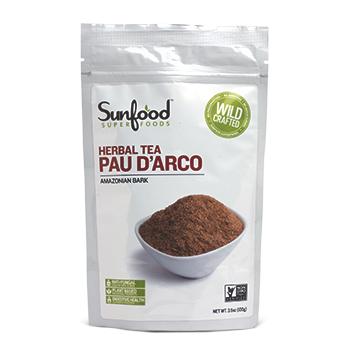 Sunfood Herbal Tea, Pau d'Arco