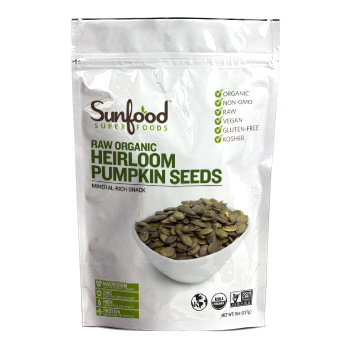 Sunfood Pumpkin Seeds