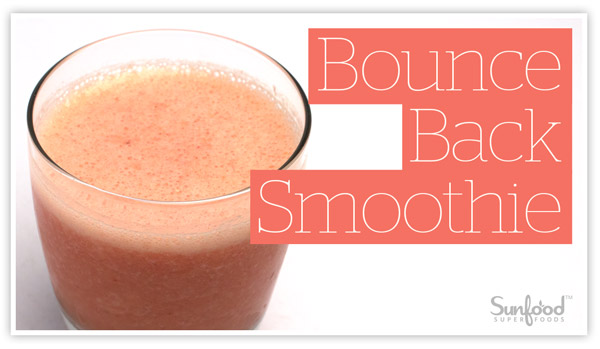 Bounce Back Smoothie