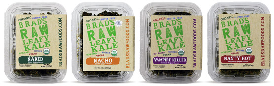Brad's Raw Leafy Kale