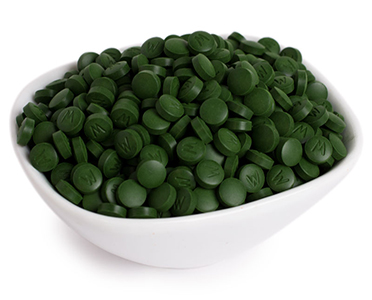 Sunfood Chlorella Tablets