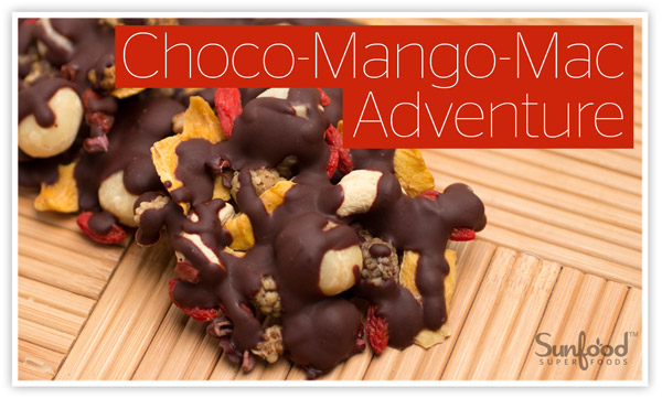 Choco-Mango-Mac Adventure