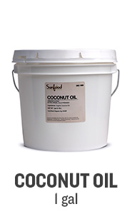 Sunfood Coconut Oil, 1gal