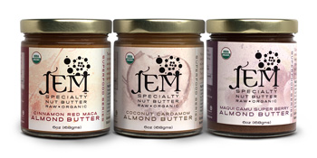 JEM Almond Butters