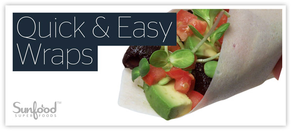 Quick & Easy Wraps Recipe