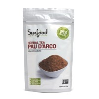 Sunfood Herbal Tea, Pau D'Arco