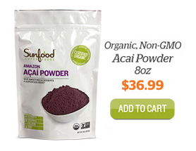 Add Acai Powder 8oz to Cart