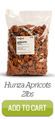 Add Hunza Apricots to Cart