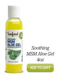 Add MSM Aloe Gel, 4oz to Cart