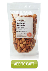 Add Apricot Kernels, 8oz to Cart