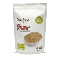 Sunfood Red Maca Powder, 2.5lb